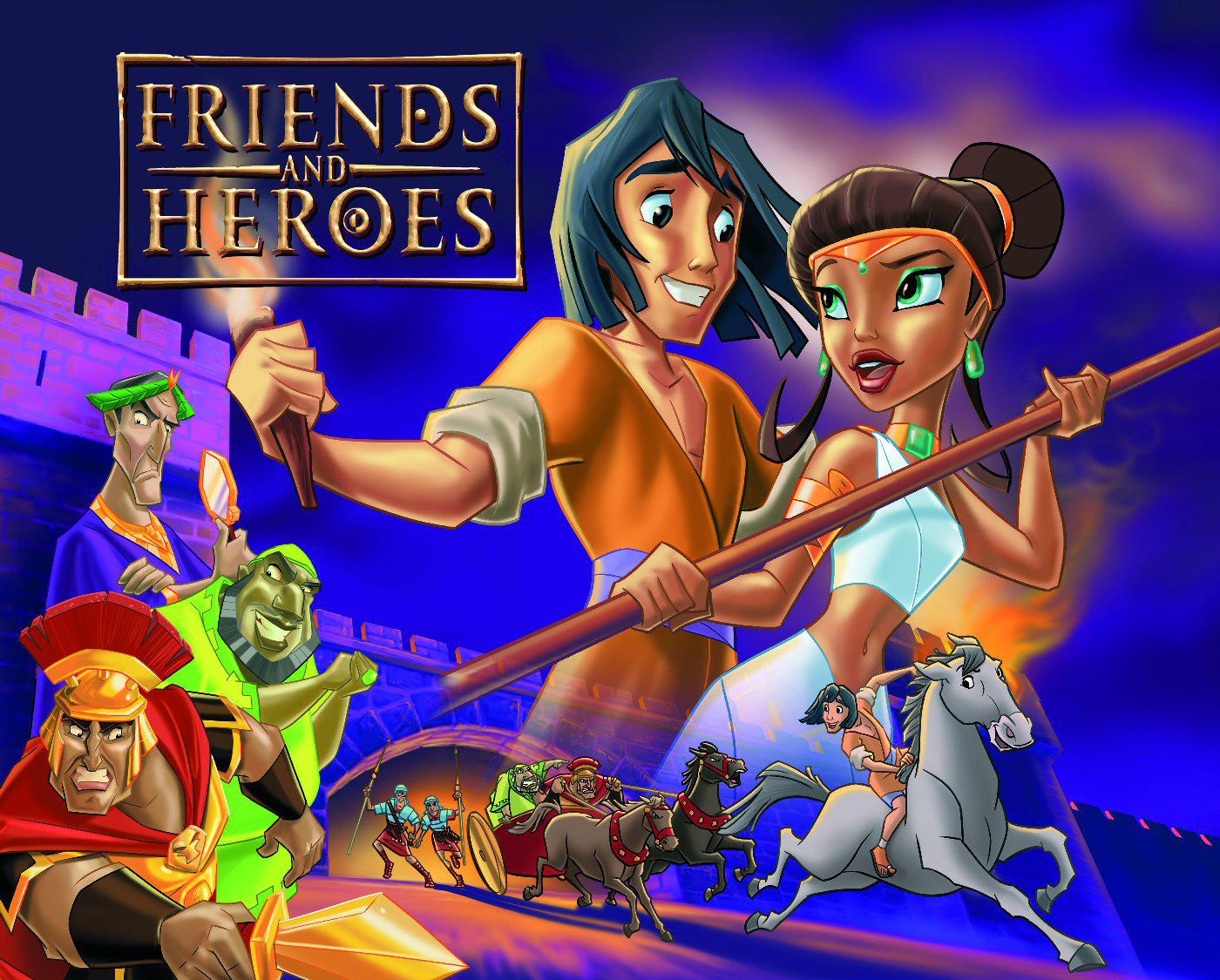 Amigos y Héroes