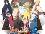 Naruto Shippūden: Ultimate Ninja Storm 4: Road to Boruto