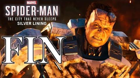 Spider-Man Silver Lining Gameplay en Español Latino FINAL Parte 5 - No Comentado (PS4 Pro)