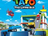 Tayo, el pequeño autobús