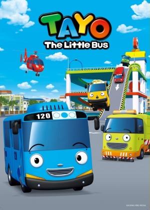 Tayo, el pequeño Autobus