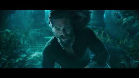 "AQUAMAN - Dos mundos 15"" - Oficial Warner Bros"