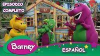 Barney La Fantástica Casa de BJ (Completo)