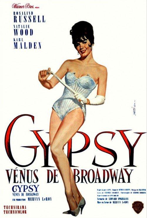 Gypsy: La reina del Vaudeville