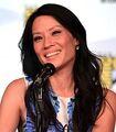 Lucy Liu Comic-Con 2012