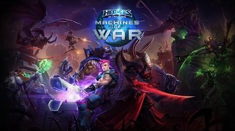 Máquinas de Guerra - Heroes of the Storm