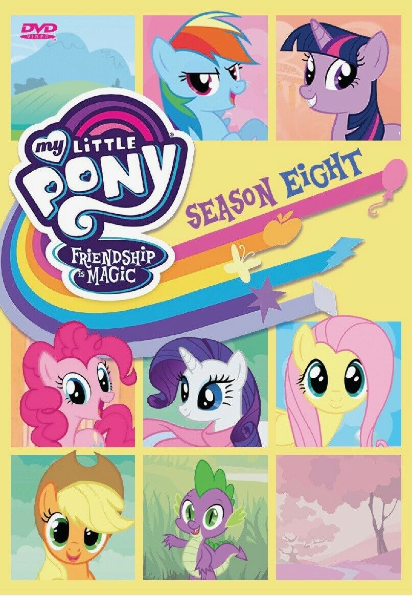 Anexo:8ª temporada de My Little Pony: La magia de la amistad
