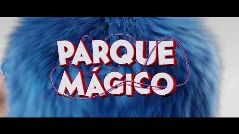 "Parque Mágico - Spot Booom 15"""