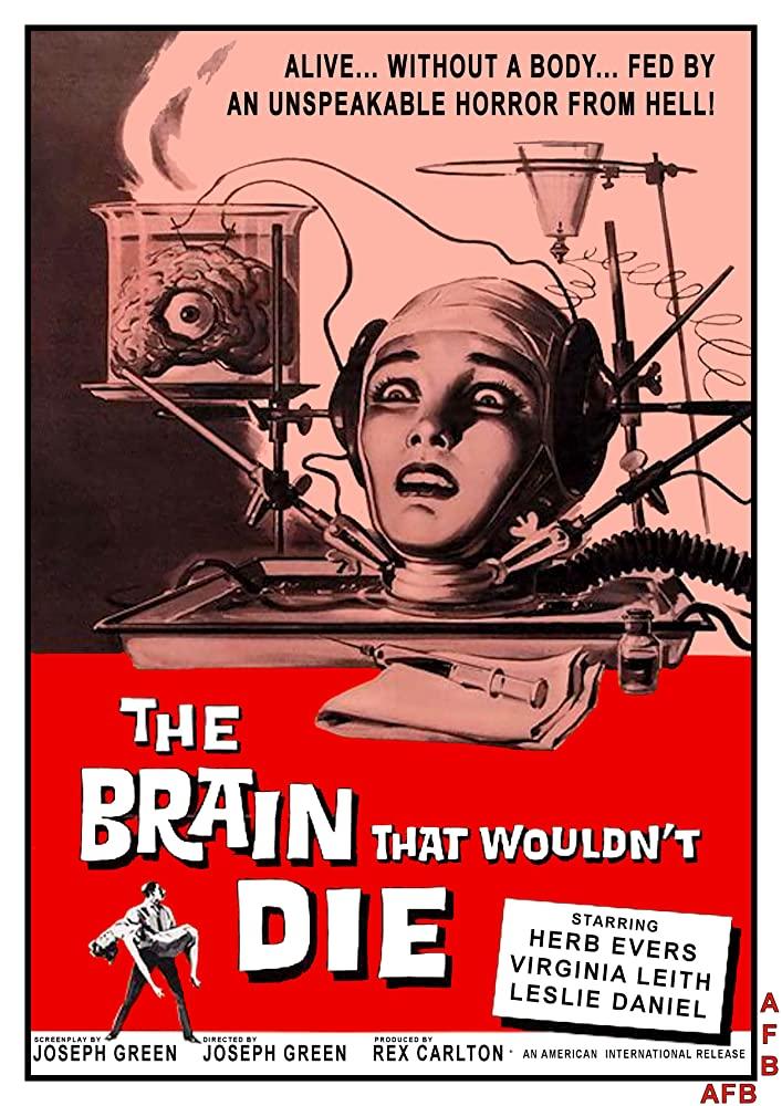 El cerebro que no podía morir