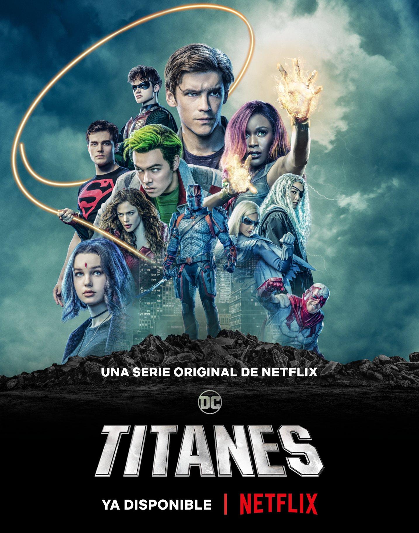 Titanes (2018)