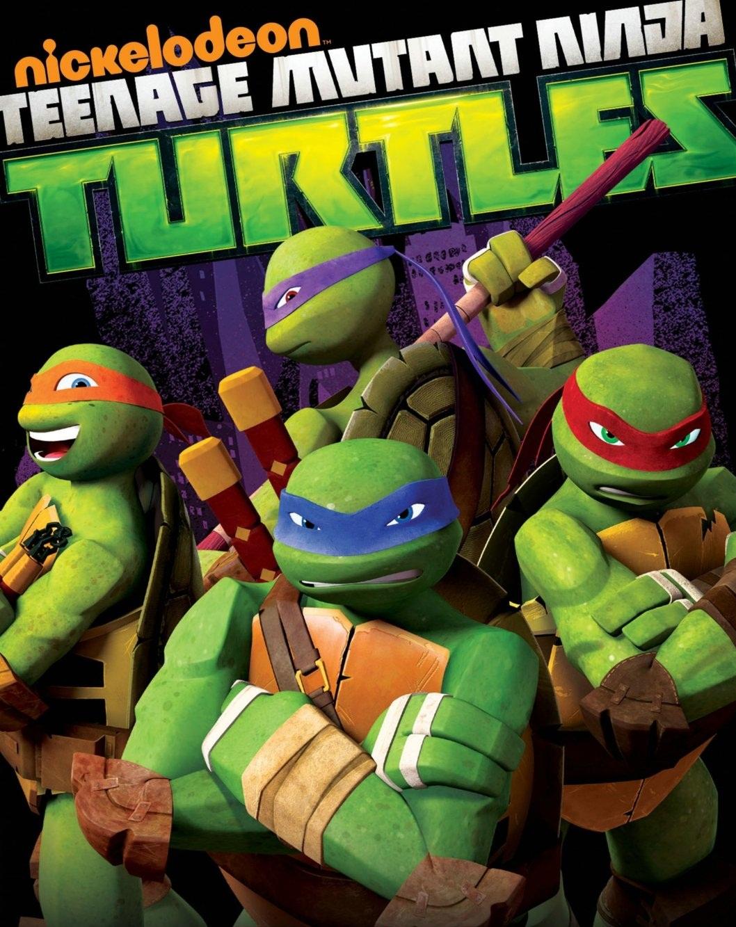 Tortugas Ninja (serie animada de 2012)