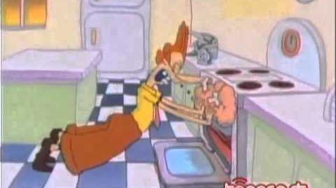 """The kitchen casanova"" Corto de Cartoon Network latino"