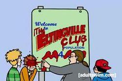Bienvenidos al Club Eltingville