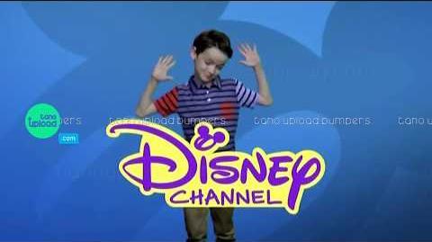 Jason Maybaum (La casa de Raven) - Estás viendo Disney Channel Latinoamérica - Bumper