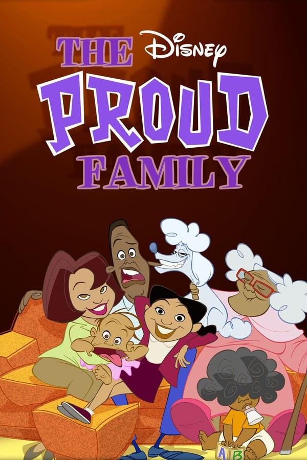 La familia Proud