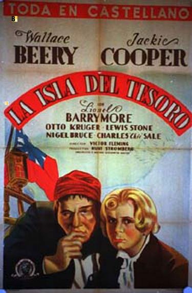La isla del tesoro (1934)