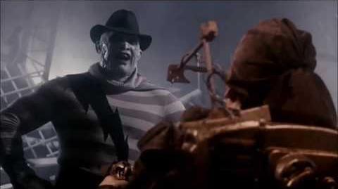 Súper Freddy - A Nightmare on Elm Street 5 El Niño de los Sueños