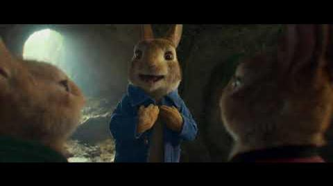 LAS TRAVESURAS DE PETER RABBIT TV SPOT-1