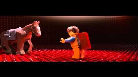 LA GRAN AVENTURA LEGO - Año Chino