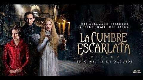 La Cumbre Escarlata (Crimson Peak) Tráiler Doblado al Español Latino