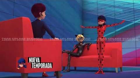 Miraculous Las aventuras de Ladybug - Segunda Temporada - Promo Mayo 2018 - Disney Channel Latino