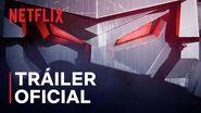 Transformers La guerra por Cybertron - Trilogía El asedio Tráiler oficial Netflix