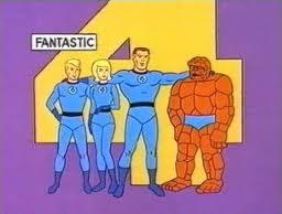 Los cuatro fantásticos (1967)