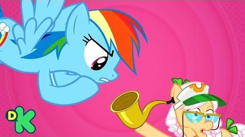 Abuelitas sin control My Little Pony Discovery Kids