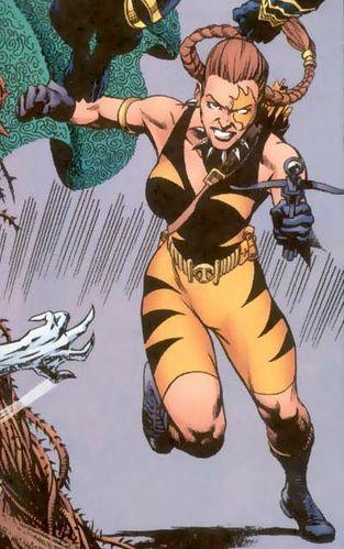 Tigresa (DC Comics)