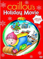 Caillou's holiday movie dvd front
