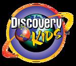 Primer Logotipo de Discovery Kids (1996-1998)
