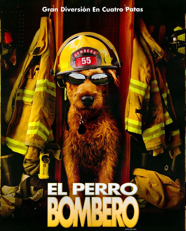 El perro bombero
