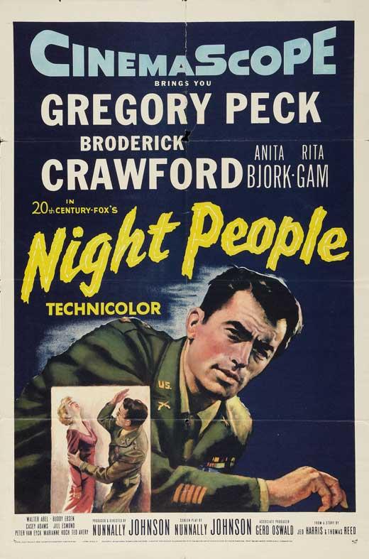 Gente de noche