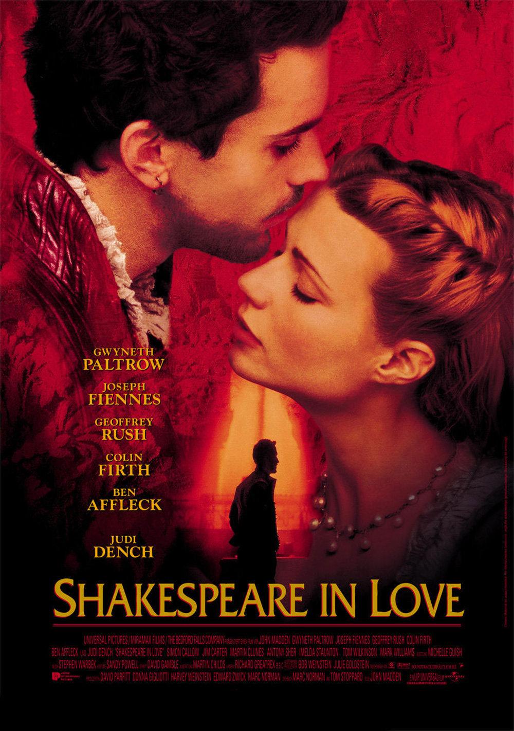 Shakespeare apasionado