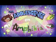 Una Adolescente En Amphibia - Palomitas - Corto -4