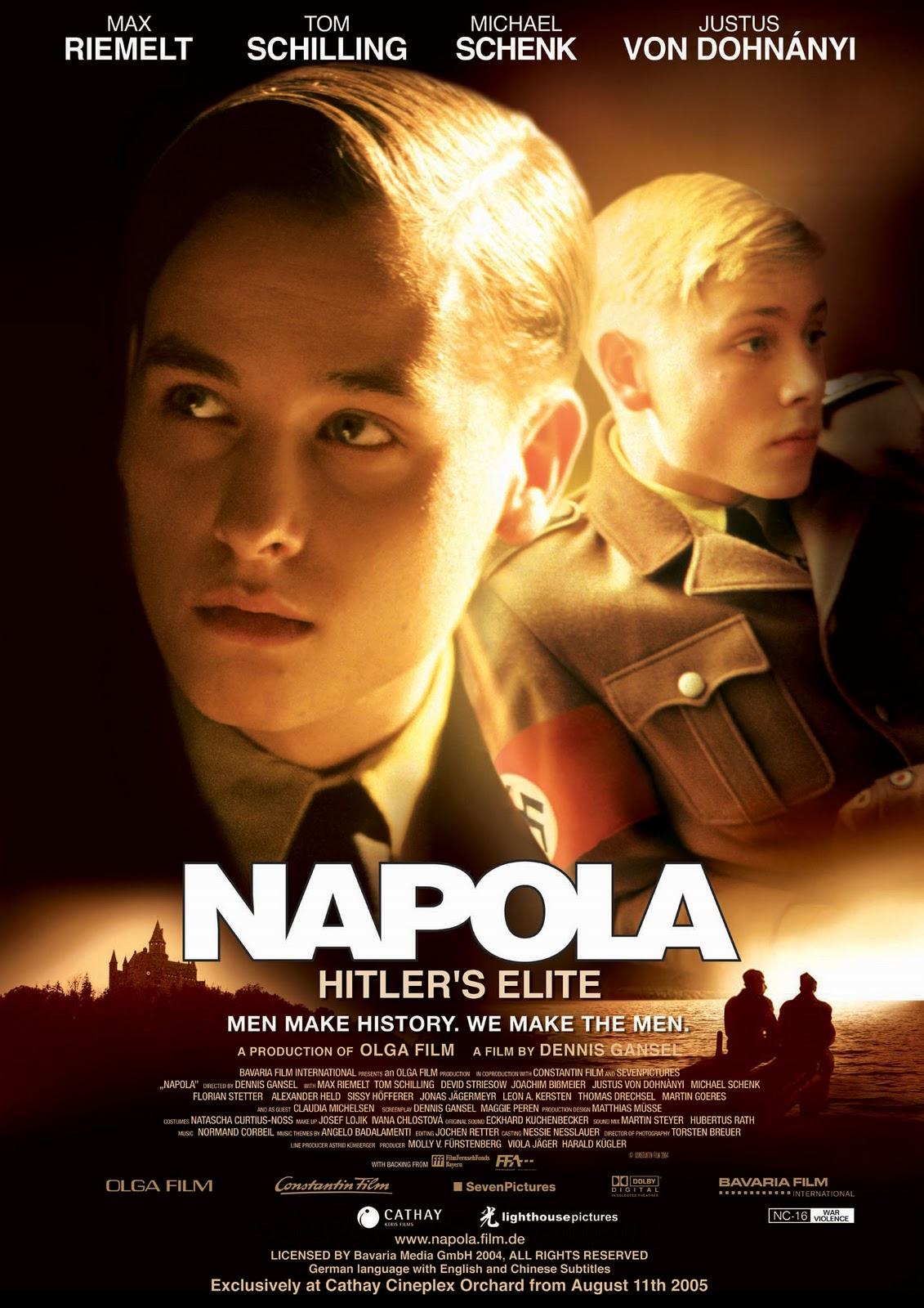 Napola: Doctrina Nazi