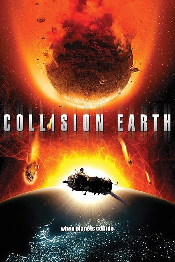 Colisión en la Tierra