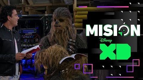 Han Solo Challenge Misión XD