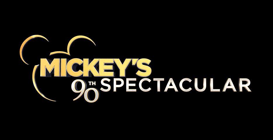 Espectacular 90 Aniversario de Mickey