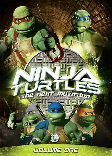 Las Tortugas Ninja: La nueva mutación