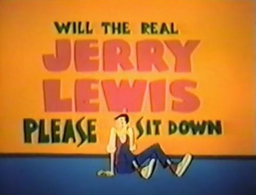 El show de Jerry Lewis