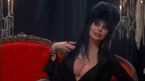Elvira Comparacion de Doblaje Original vs Redoblaje