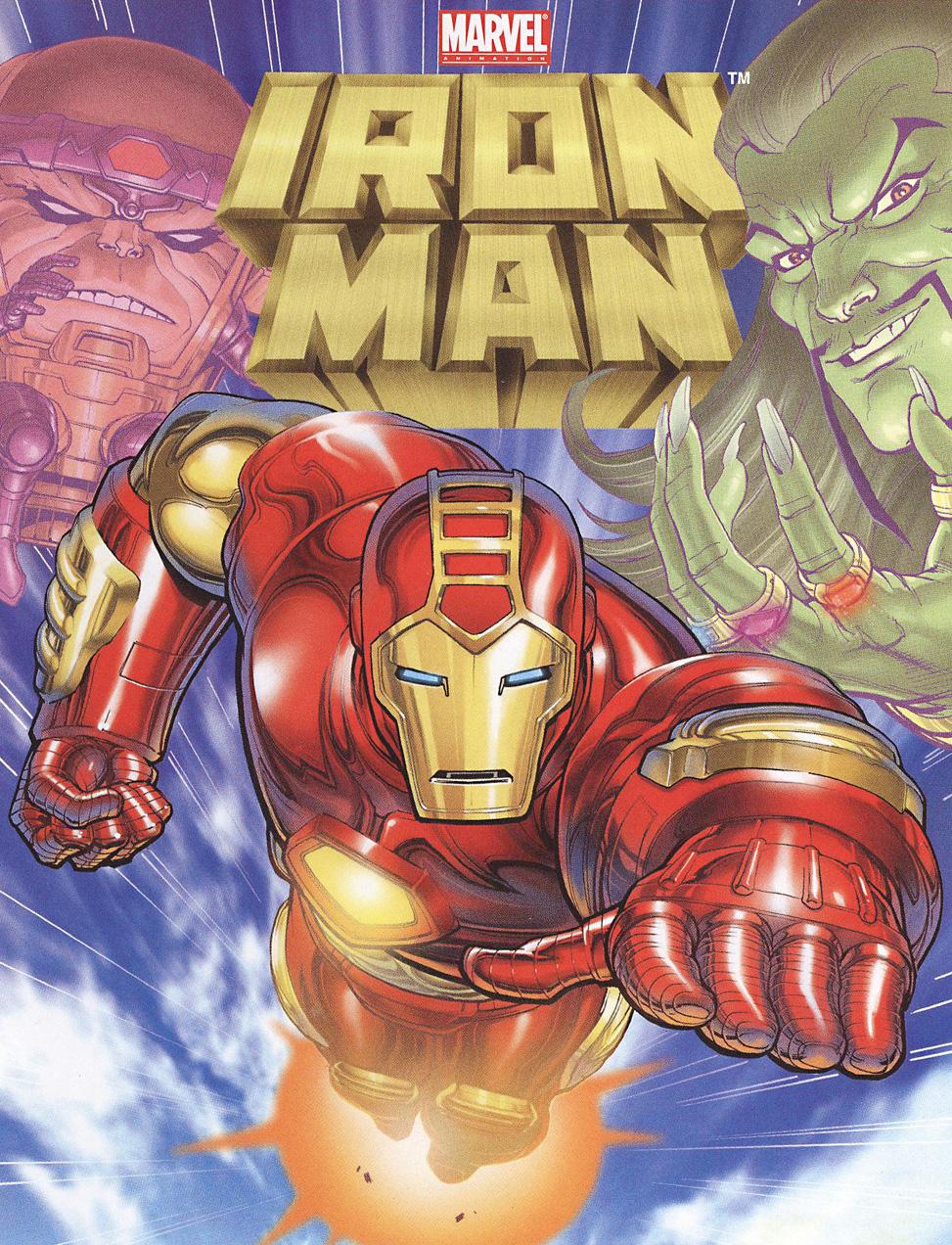 Iron Man (serie animada)