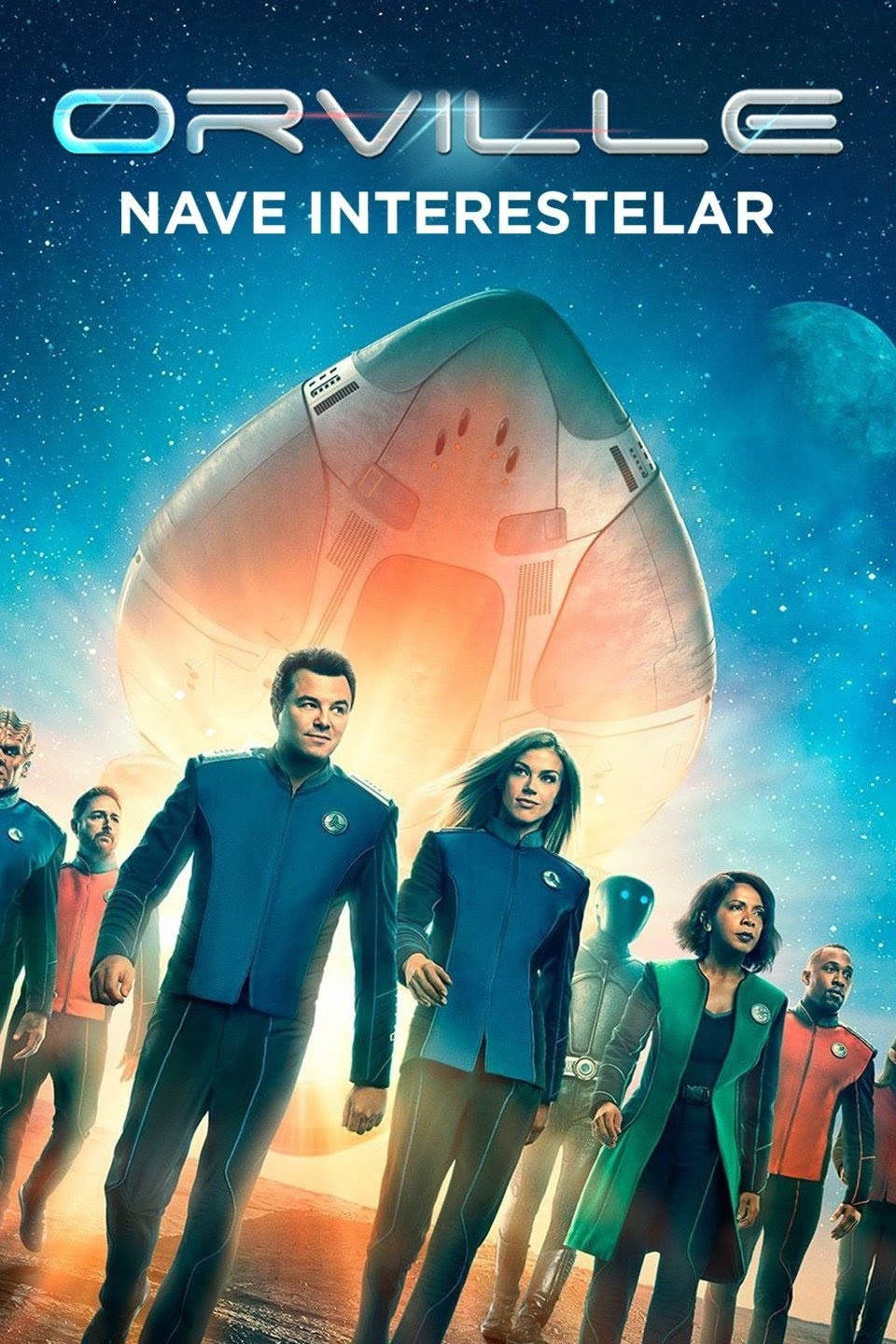 Orville: Nave interestelar