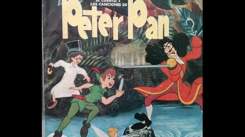 Peter Pan - Audiocuento