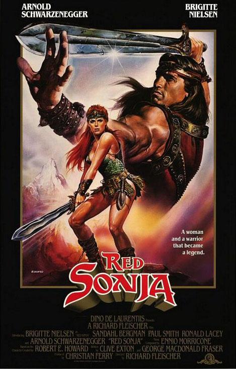 Sonja, la guerrera