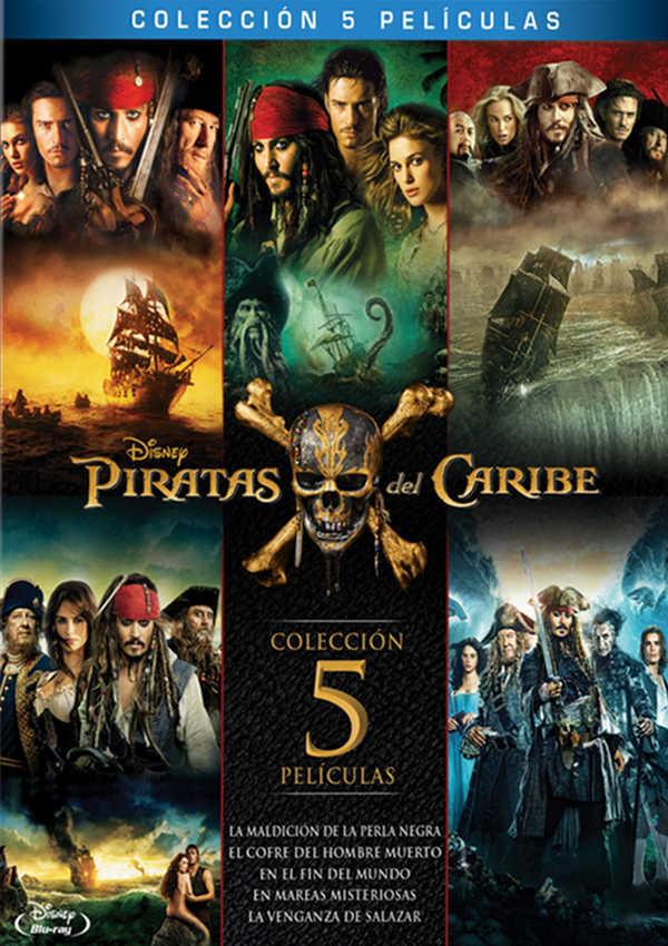Piratas del Caribe (franquicia)