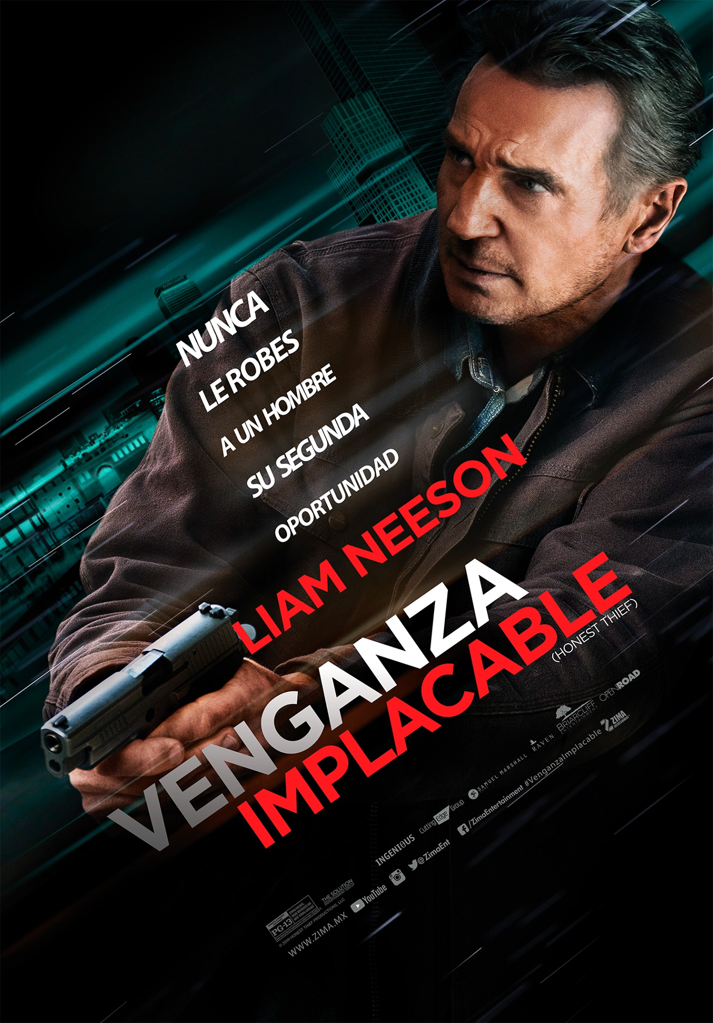 Venganza implacable (2020)