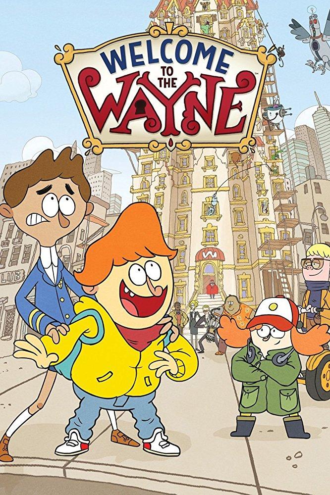 El edificio Wayne