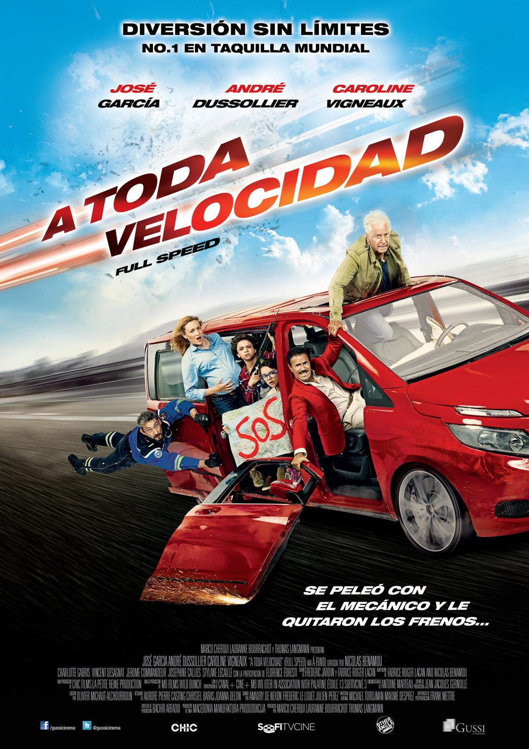 A toda velocidad (2016)